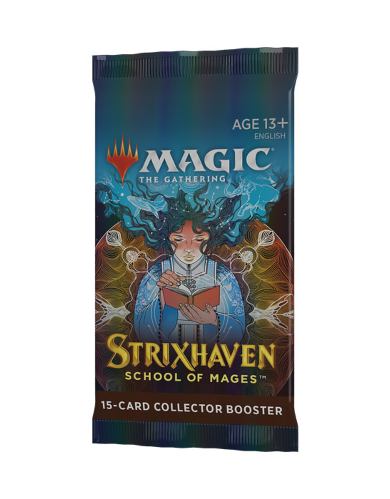 Magic: The Gathering Magic: The Gathering - Strixhaven - Collector Booster Pack