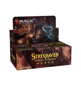 Magic: The Gathering Magic: The Gathering - Strixhaven - Draft Booster Box