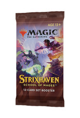 Magic: The Gathering Magic: The Gathering - Strixhaven - Set Booster Pack