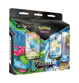 Pokemon Pokemon: V Battle Deck - Venusaur vs Blastoise