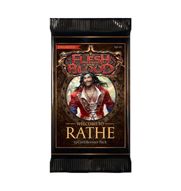 Flesh and Blood Flesh and Blood TCG: Welcome to Rathe - Booster Pack (Unlimited)