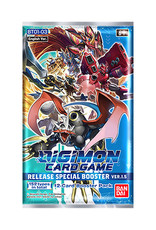 Bandai Digimon TCG: Release Special Ver. 1.5 - Booster Pack