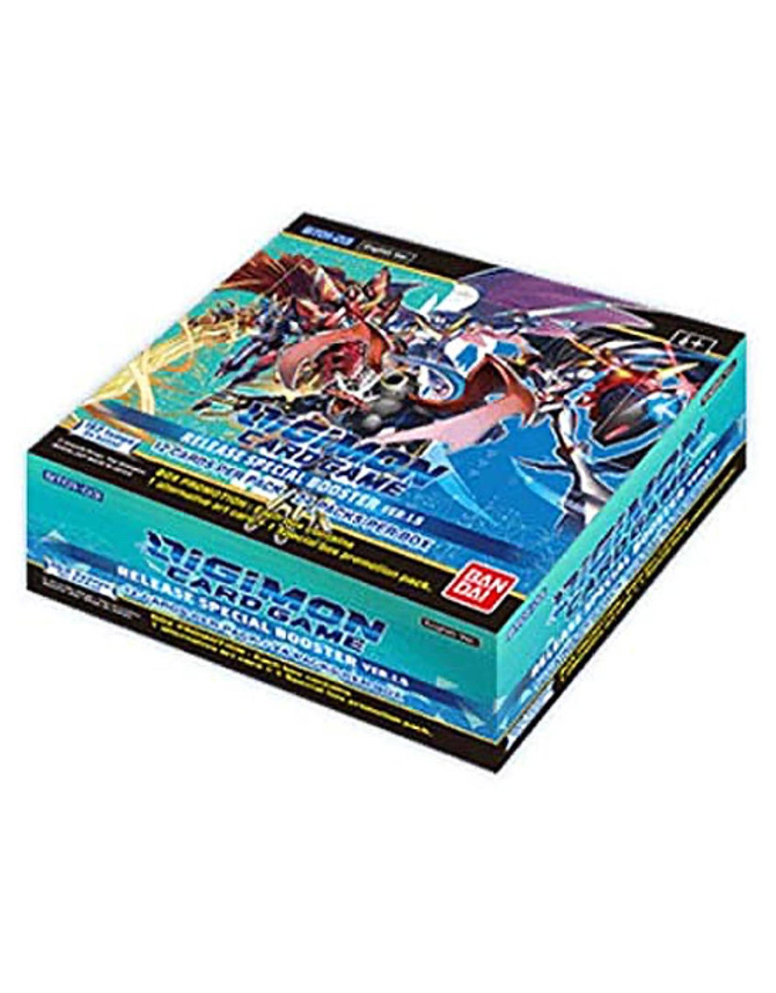 Bandai Digimon TCG: Release Special Ver. 1.5 - Booster Box