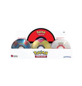 Pokemon Pokemon: Tin - Pokeball - Wave 6