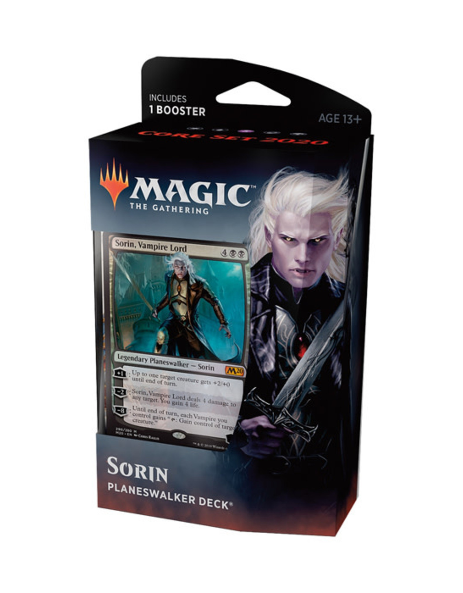 Magic: The Gathering Magic: The Gathering - Core 2020 - Planeswalker Deck -