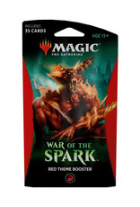 Magic: The Gathering Magic: The Gathering - War of the Spark - Theme Booster -