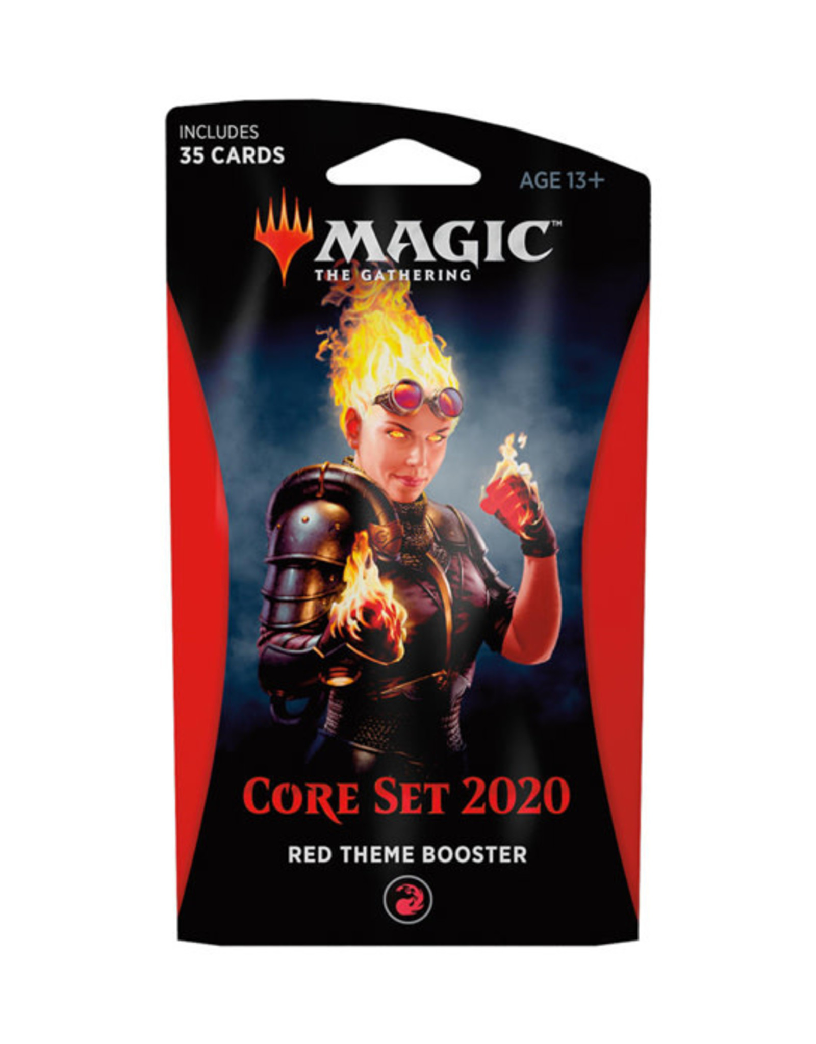 Magic: The Gathering Magic: The Gathering - Core 2020 - Theme Booster -