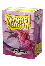 Dragon Shield Dragon Shield: Sleeves - Standard - Matte - Pink Diamond (100)