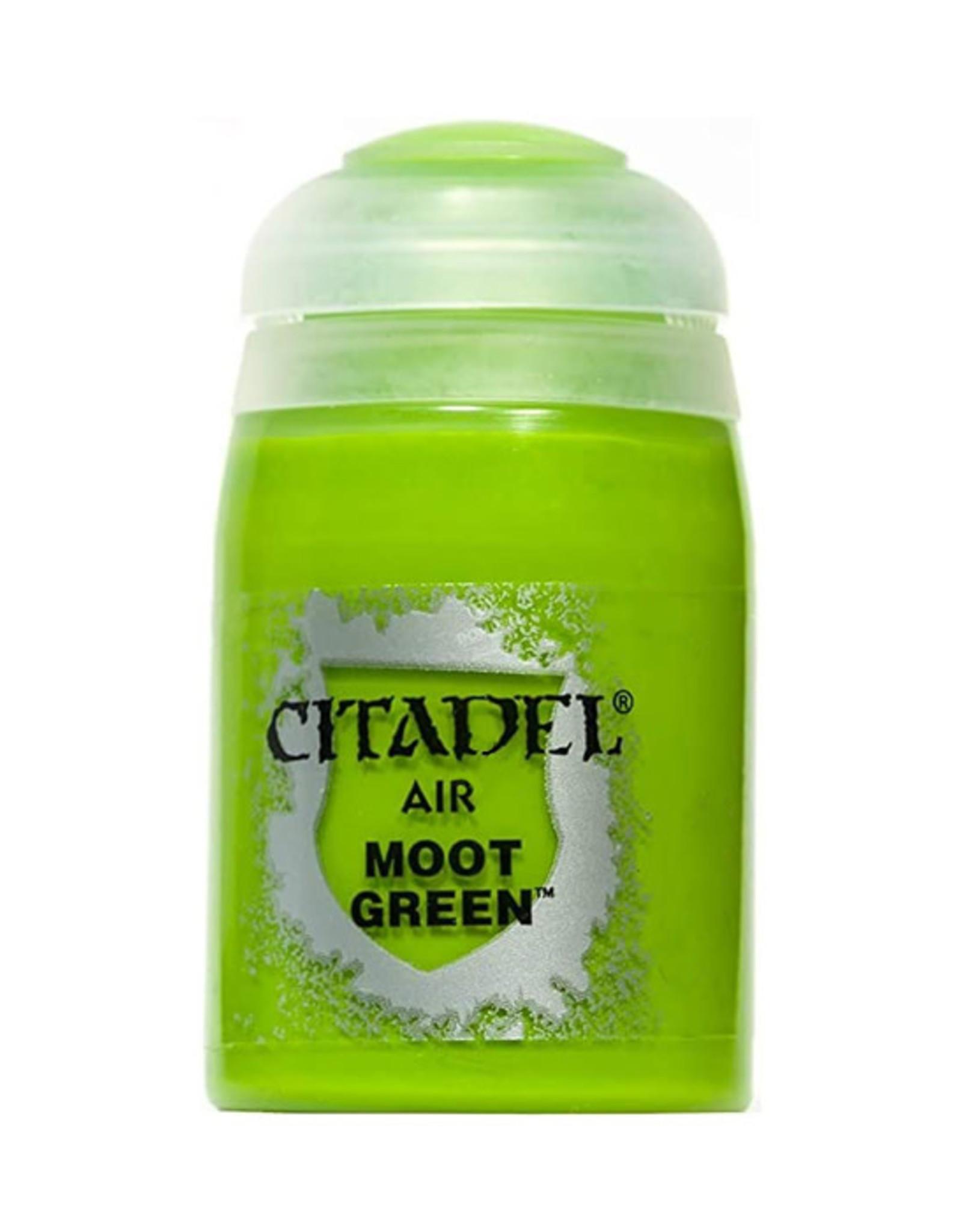 Citadel Citadel Colour: Air - Moot Green (24ML)