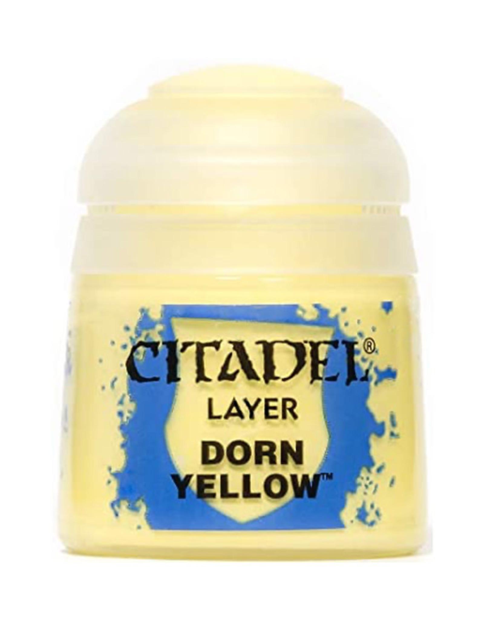 Citadel Citadel Colour: Layer - Dorn Yellow