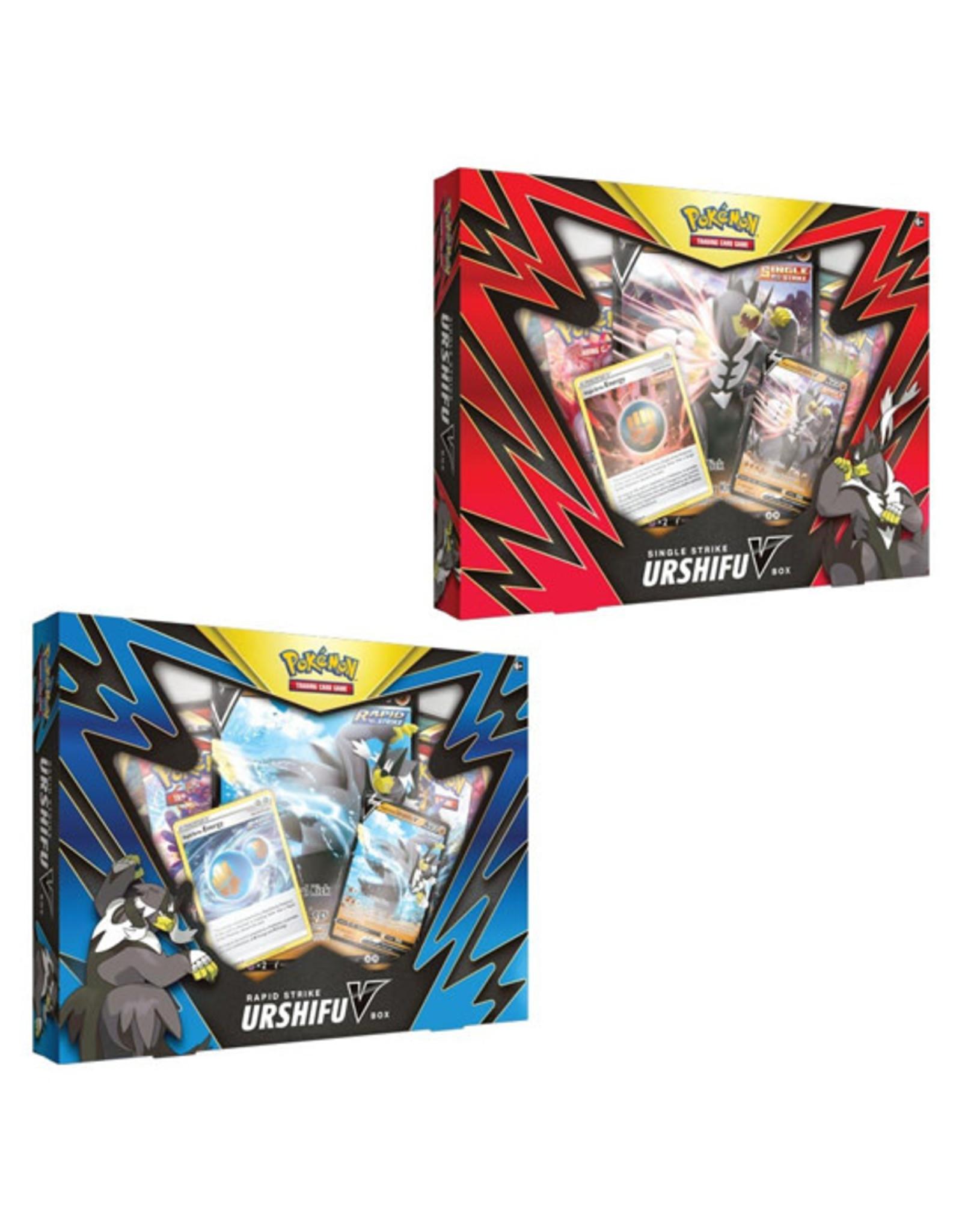 Pokemon Pokemon: Single Strike / Rapid Strike Urshifu V Box