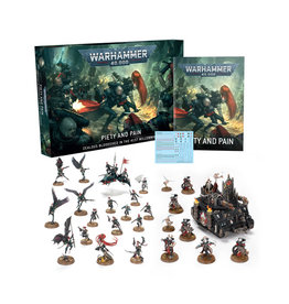 Games Workshop Warhammer 40K: Piety and Pain