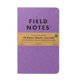 Field Notes: 5E Game Master Journal (2)
