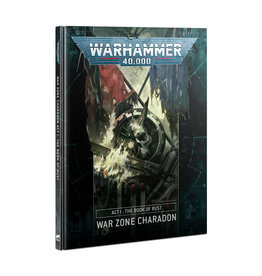 Games Workshop Warhammer 40K: War Zone Charadon - Act 1 - The Book of Rust