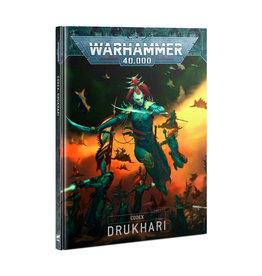 Games Workshop Warhammer 40K: Drukhari - Codex