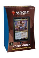 Magic: The Gathering Magic: The Gathering - Strixhaven - Commander Deck - Prismari Performance