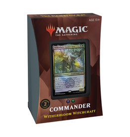 Magic: The Gathering Magic: The Gathering - Strixhaven - Commander Deck - Witherbloom Witchcraft