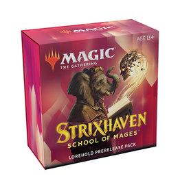 Magic: The Gathering Magic: The Gathering - Strixhaven - Prerelease Kit - Lorehold