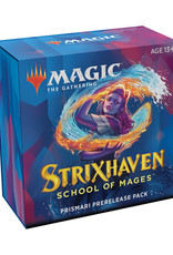 Magic: The Gathering Magic: The Gathering - Strixhaven - Prerelease Kit - Prismari