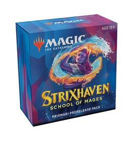 Magic: The Gathering Magic: The Gathering - Strixhaven - Prerelease Kit - Prismari
