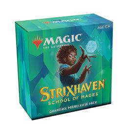 Magic: The Gathering Magic: The Gathering - Strixhaven - Prerelease Kit - Quandrix