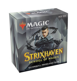 Magic: The Gathering Magic: The Gathering - Strixhaven - Prerelease Kit - Silverquill