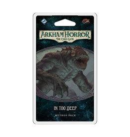 Arkham Horror Arkham Horror: The Card Game - Mythos Pack - In Too Deep
