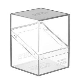 Ultimate Guard Ultimate Guard: Deck Box - Boulder - 100+ - Clear