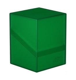 Ultimate Guard Ultimate Guard: Deck Box - Boulder - 100+ - Emerald
