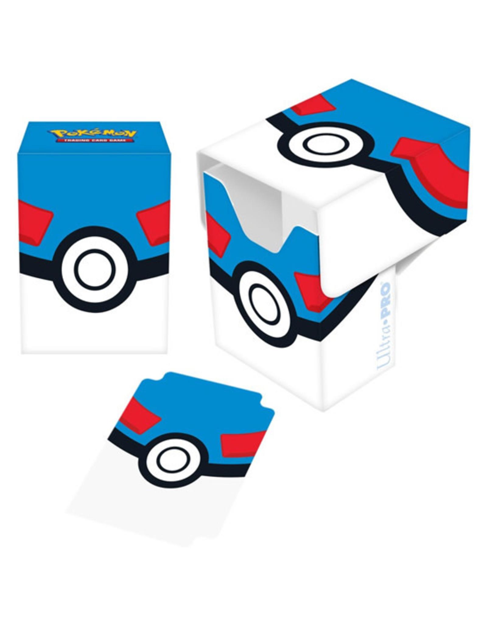 Ultra Pro Ultra Pro: Deck Box - Pokemon - Great Ball