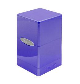 Ultra Pro Ultra Pro: Deck Box - Satin Tower - Hi-Gloss - Amethyst