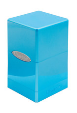 Ultra Pro Ultra Pro: Deck Box - Satin Tower - Hi-Gloss - Topaz