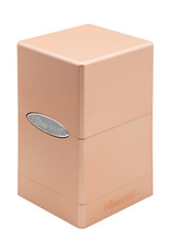 Ultra Pro Ultra Pro: Deck Box - Satin Tower - Metallic - Rose Gold