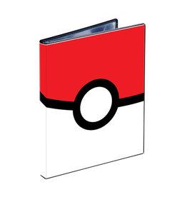 Ultra Pro Ultra Pro: Portfolio - 4-Pocket - Pokemon - Pokeball