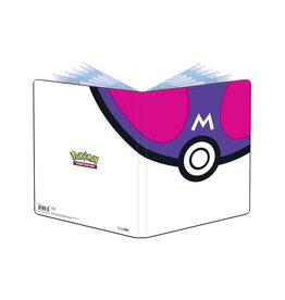 Ultra Pro Ultra Pro: Portfolio - 9-Pocket - Pokemon - Master Ball