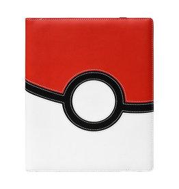 Ultra Pro Ultra Pro: PRO-Binder - Premium - 9-Pocket - Pokemon - Pokeball