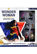 HeroClix HeroClix: Wonder Woman 80th Anniversary - Miniatures Game