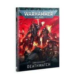 Games Workshop Warhammer 40K: Deathwatch - Codex (Hardcover)