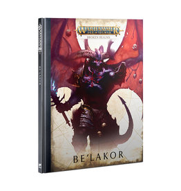 Games Workshop Warhammer: Age of Sigmar - Broken Realms - Be'lakor
