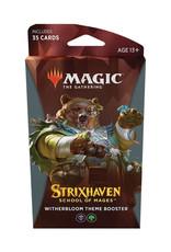 Magic: The Gathering Magic: The Gathering - Strixhaven - Theme Booster -