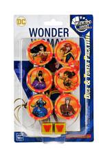 HeroClix HeroClix: Wonder Woman 80th Anniversary - Dice & Token Pack