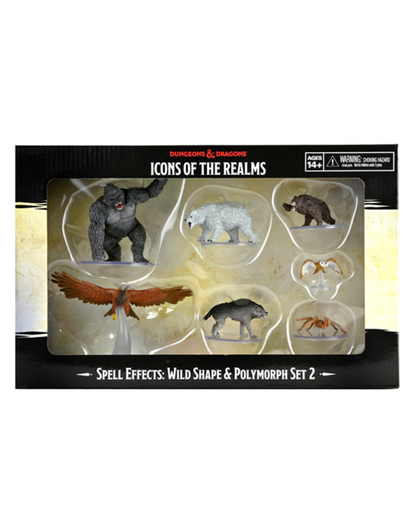 Dungeons & Dragons Dungeons & Dragons: Spell Effects - Wild Shape & Polymorph - Set 2