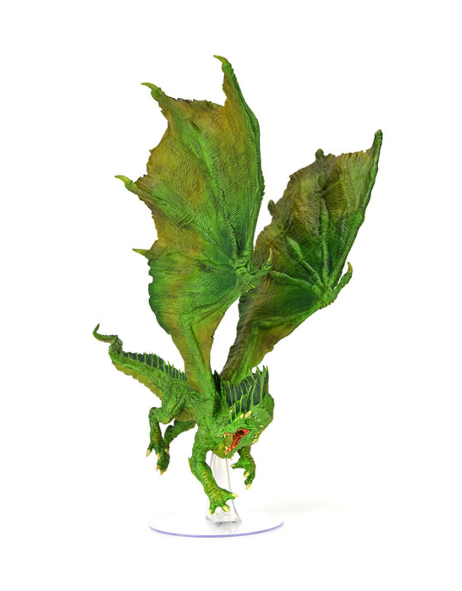 Dungeons & Dragons Dungeons & Dragons: Icons of the Realms - Adult Green Dragon
