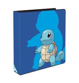 "Ultra Pro Ultra Pro: Album - 2"" Ring - Pokemon - Squirtle"