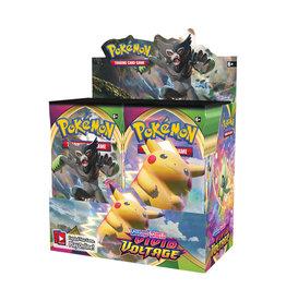 Pokemon Pokemon: Sword & Shield 4 - Vivid Voltage - Booster Box