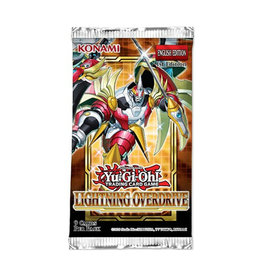 Yu-Gi-Oh! Yu-Gi-Oh!: Lightning Overdrive - Booster Pack