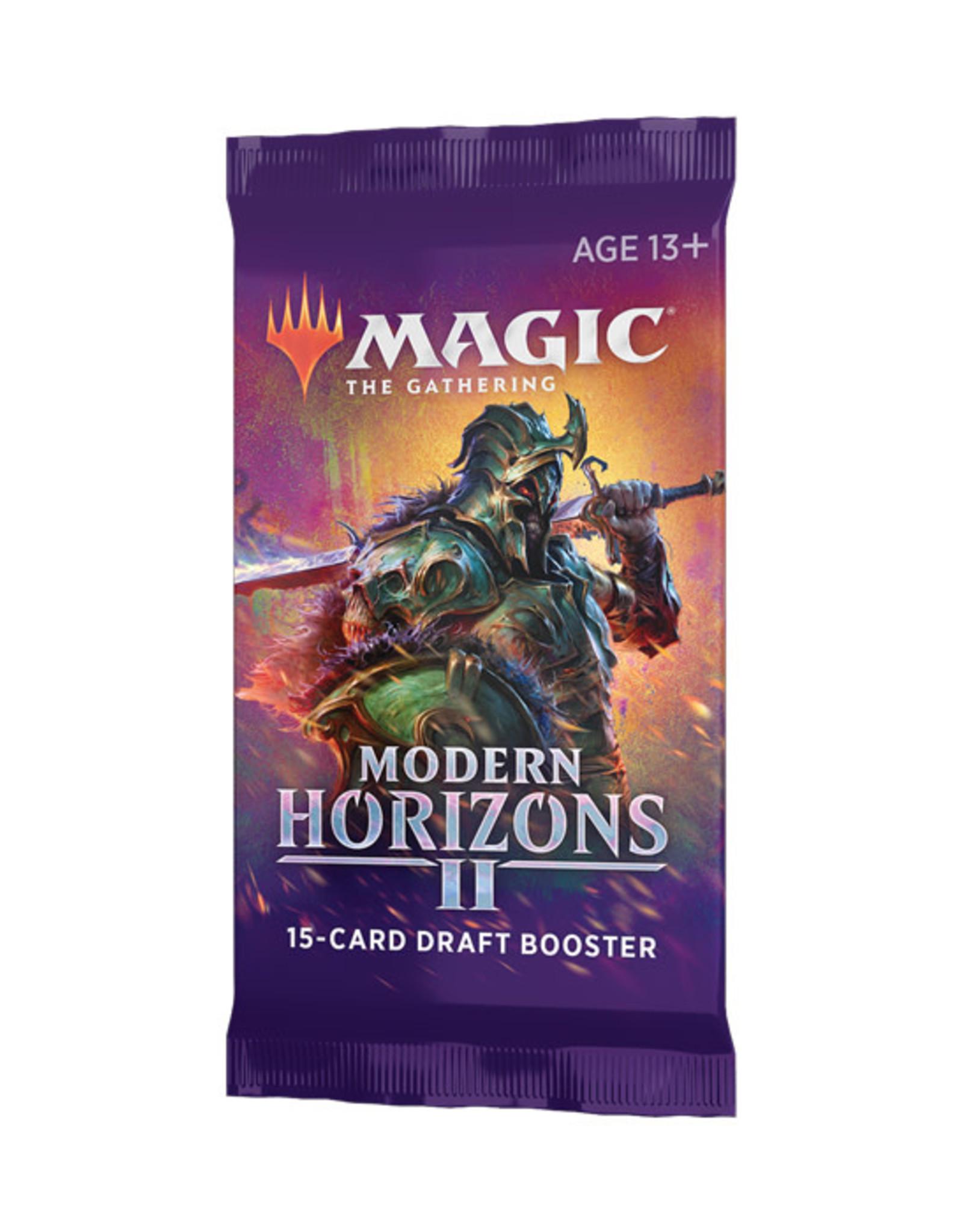 Magic: The Gathering Magic: The Gathering - Modern Horizons 2 - Draft Booster Pack