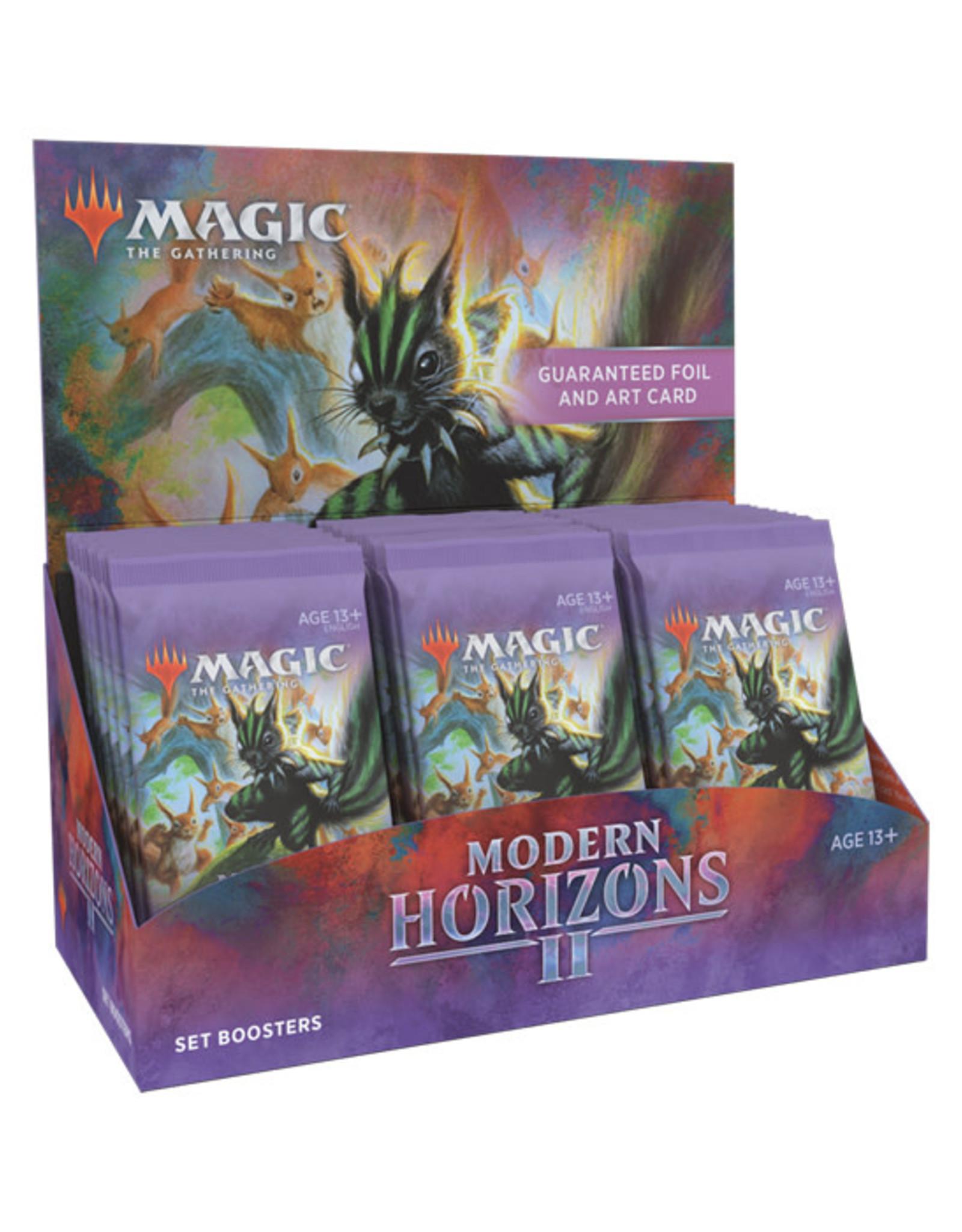 Magic: The Gathering Magic: The Gathering - Modern Horizons 2 - Set Booster Box