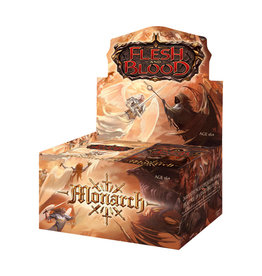 Flesh and Blood Flesh and Blood TCG: Monarch - Booster Box (1st Edition)