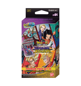 Bandai Dragon Ball Super: The Card Game - Supreme Rivalry - Premium Pack